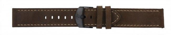 21fddac1bf9 Timex pulseira de relógio T49905 Couro Castanho 20mm - Compre agora!