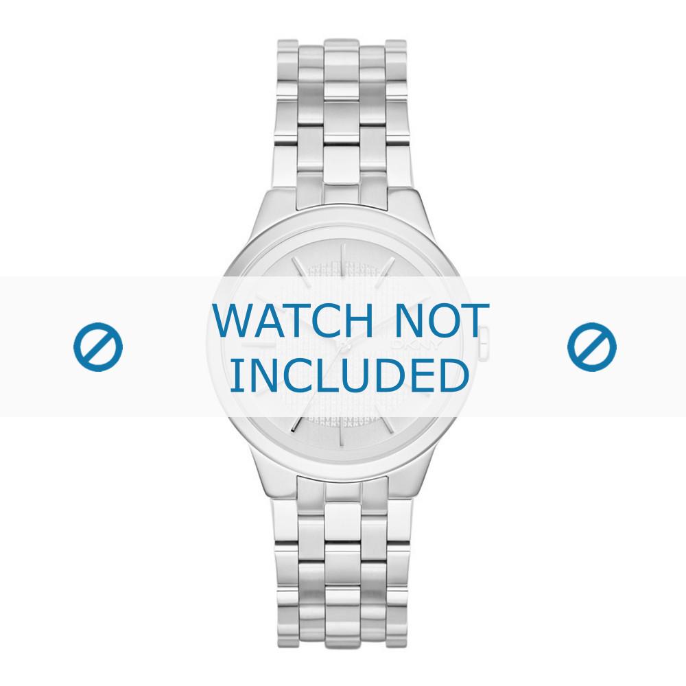 5626f36c946 DKNY pulseira de relogio NY2381 Metal Prata - Encomende agora no ...