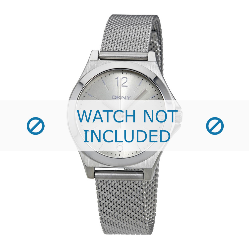 f4581a2f0eb DKNY pulseira de relogio NY2488 Metal Prata - Encomende agora no ...