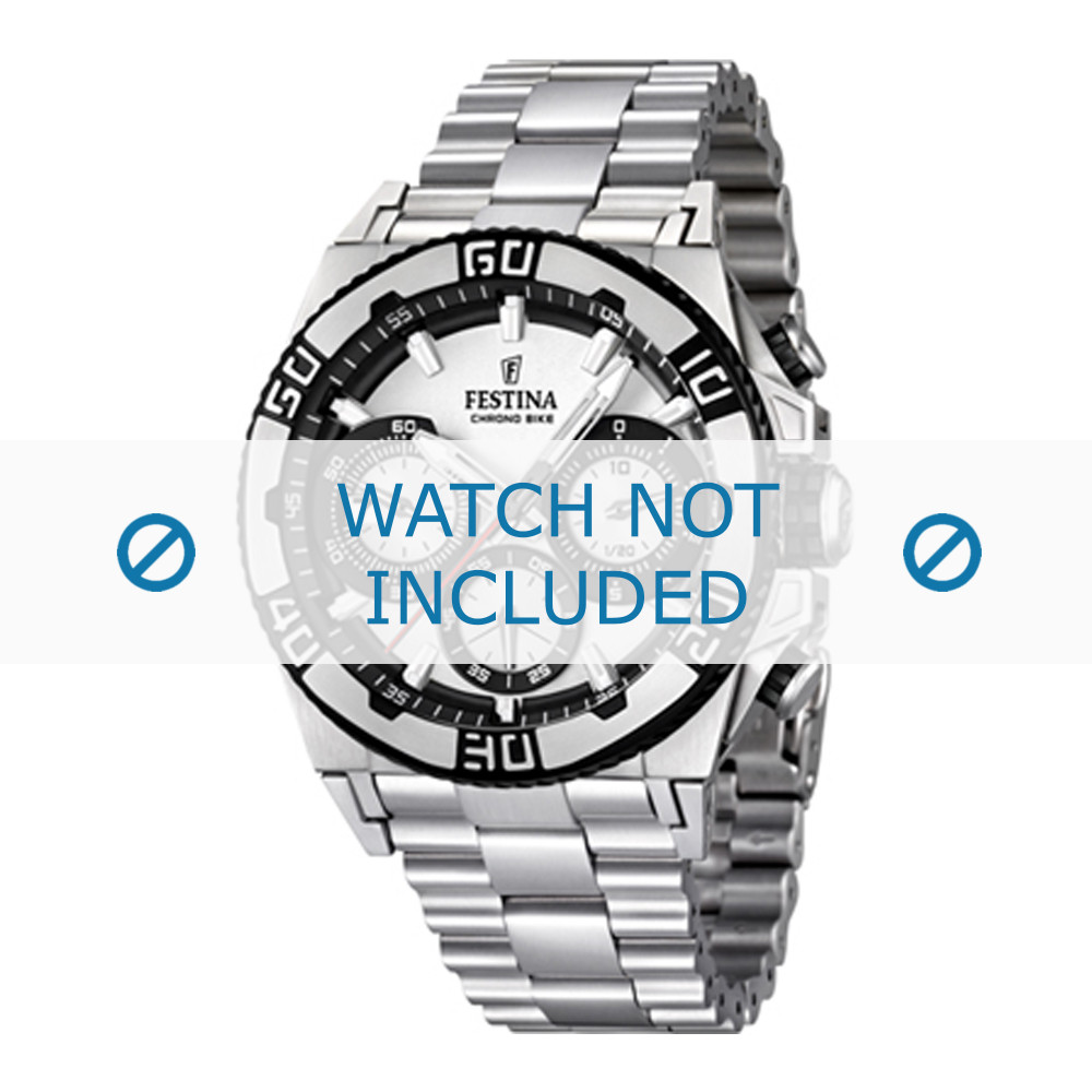 529fbe28e1b Festina pulseira de relogio F16658 ⌚ - Festina - Compre online