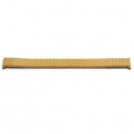 Pulseira de relógio Universal V60E Aço Banhado a ouro 16-18mm variabel
