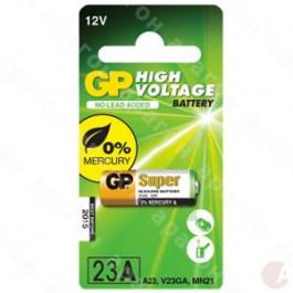 GP De outros Bateria 23AE / A23 / V23GA / MS21 / MN21 - 12v