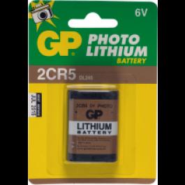 GP De outros Bateria 2CR5 / DL245 - 6v
