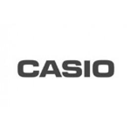 Pulseira de relógio Casio 10412704 Plástico Preto 18mm