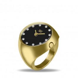 Anel relógio Davis  2015 - Tamanho S