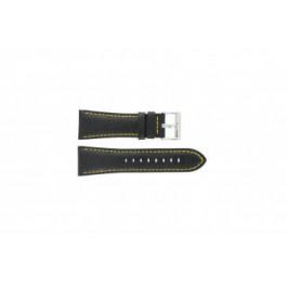 Pulseira de relógio Festina F16235/7 Couro Preto 28mm