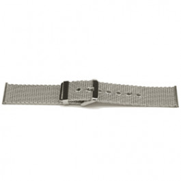Pulseira de relógio Universal YI47 Aço 24mm
