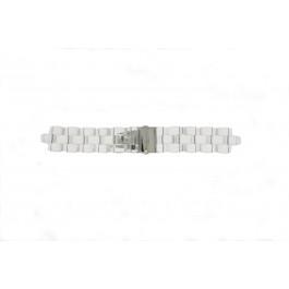 Pulseira de relógio Michael Kors MK5235 Plástico Transparente 8mm