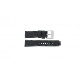 Pulseira de relógio Danish Design IQ13Q712 Couro Preto 20mm