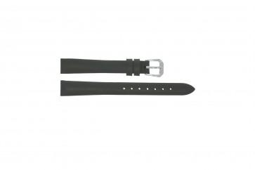Bracelete em pele genuína cinzento 16mm 241