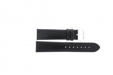 Pulseira de relógio Condor 241R.01 Couro Preto 20mm