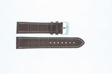 Pulseira de relógio Condor 308R.02 Couro Marrom 18mm