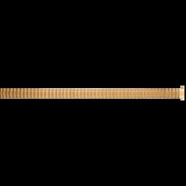 Pulseira de relógio Universal EB607 Aço Banhado a ouro 8mm