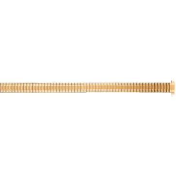 Pulseira de relógio Universal FEB603 Aço Banhado a ouro 8mm
