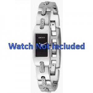 Pulseira de relógio DKNY NY3430 Aço 10mm