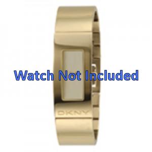 Pulseira de relógio DKNY NY4041 Aço Banhado a ouro