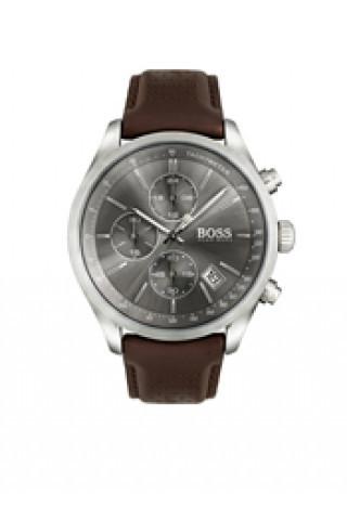21527f8b2c7 Pulseira de relógio Hugo Boss HB-297-1-14-2956   HB659302764 Couro 22mm