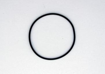Substituição do anel para a tampa traseira