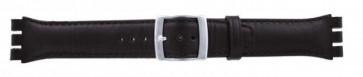 pulseira para Srelógio marrom escuro WP-51643-19mm