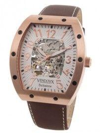 Relógio automático Vendoux  cor-de-rosa LR 12912-02