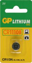 CR11108 / DL1/3N / 2L76 Pilha 3 Volt