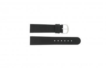 Pulseira de relógio Danish Design IQ13Q732 Couro Preto 20mm