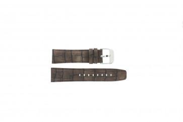 Pulseira de relógio Festina F16573/4 Couro Marrom 23mm