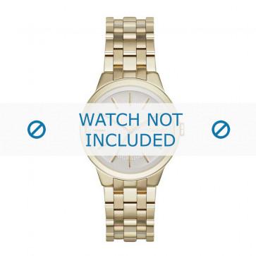 DKNY pulseira de relógio NY-2383 Aço Dourado 12mm