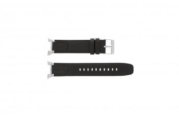 Seiko pulseira de relogio 7T62-0GW0 / SNAA39P1 Couro Marrom 21mm + costura padrão