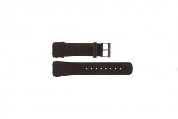 Pulseira de relógio Skagen 856XLDRD Couro Marrom 24mm