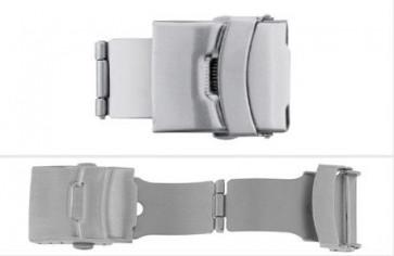 Bloqueio SL661 dispositivo para faixas de couro 12,14,16,18,20, 22 mm