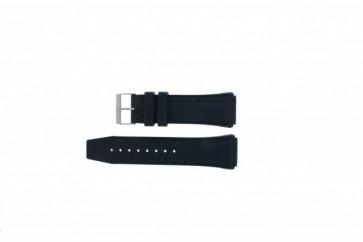 Tommy Hilfiger pulseira de relógio TH1251290972 Borracha Azul 22mm