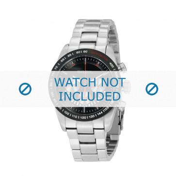 Breil pulseira de relógio TW0677 Aço Prata 19mm