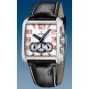 Pulseira de relógio Festina F16294 / F16235-J Couro Preto 28mm