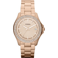 Relógio de pulso Fossil AM4454 Análogo Relógio de quartzo Mulheres