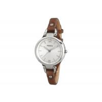 Fossil ES3060 Relógio de quartzo Mulheres Preto