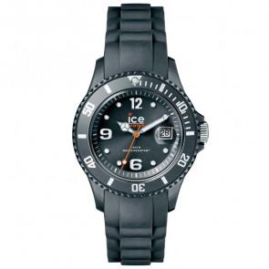 Pulseira de relógio Ice Watch 001423 Borracha Cinza