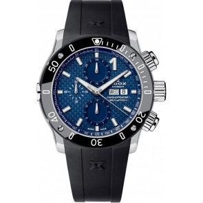 Pulseira de relógio Edox 01122 Silicone Preto