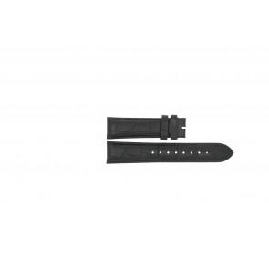 Pulseira de relógio Esprit ES103342006 Couro Preto 20mm