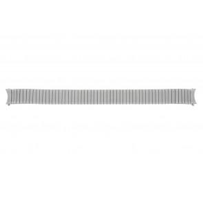 Prisma pulseira de relogio 149897-532 Metal Prata 14mm