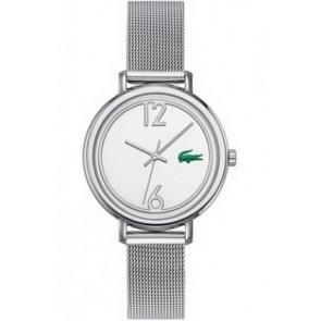Lacoste pulseira de relogio 2000538 / LC-33-3-14-2200 Metal Prata 14mm