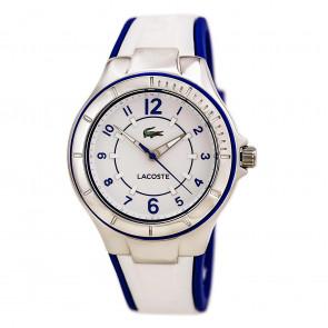 Lacoste pulseira de relogio LC-69-3-14-2479 / 2000799 / 22mm Borracha Multicolorido 18mm