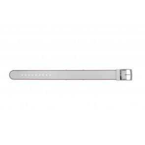 Lacoste pulseira de relogio 2000890 / LC-84-3-14-2596 Silicone Rosa 18mm