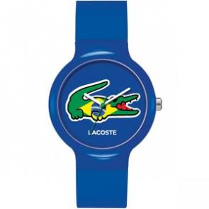 Lacoste pulseira de relogio LC-46-4-47-2503 / 2020069 / 20mm Borracha Multicolorido 14mm
