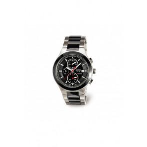 Pulseira de relógio Boccia 3764-01 Aço Aço