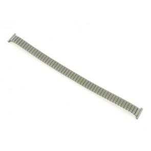Pulseira de relogio 381273 Metal Prata 12mm