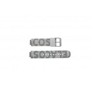 Lacoste pulseira de relogio LC-46-1-29-2224 / 609302262 / 2010532 Silicone Branco 14mm