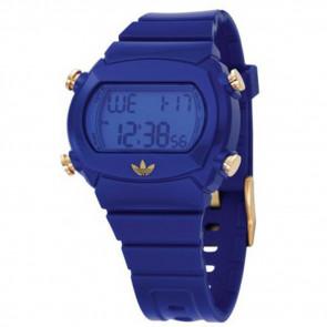Pulseira de relógio Adidas ADH1820 Plástico Azul