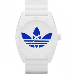 5a78c5288d089 Pulseira de relógio Adidas ADH2704 Borracha Branco