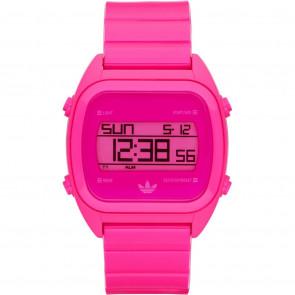 Pulseira de relógio Adidas ADH2892 Plástico Rosa 22mm